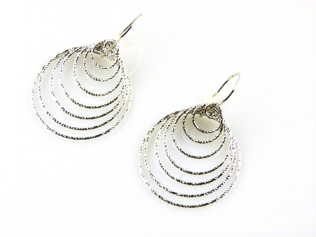 grote zilveren oorbellen grote zilveren oorringen