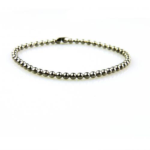 fijne zilveren armband