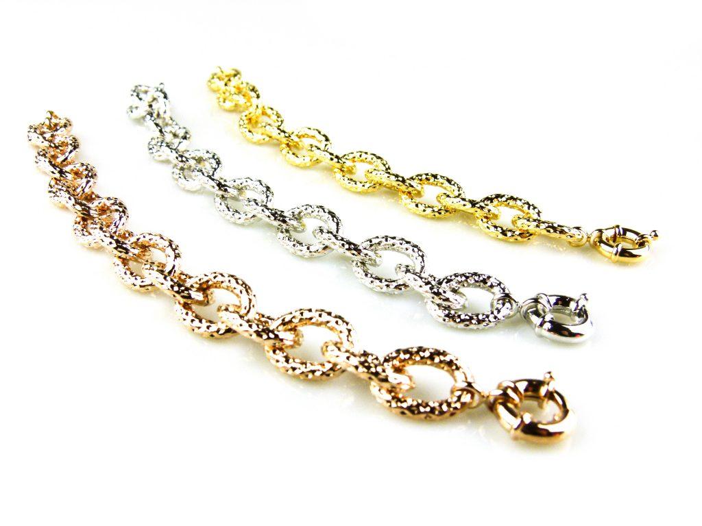 armbanden in brons zilverkleurig goudkleurig roosgoudkleurig