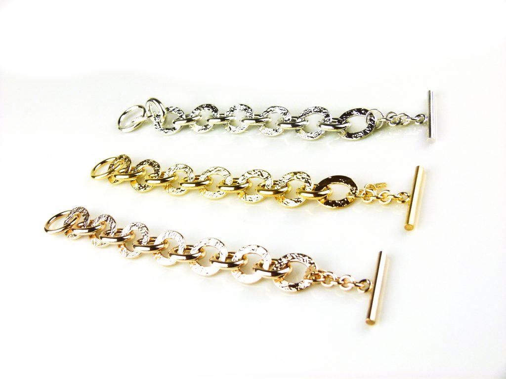 armbanden zilverkleurig roségoud verguld geelgoud verguld brons